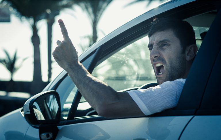 Aggressive Driving 14