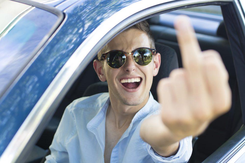 Aggressive Driving 4