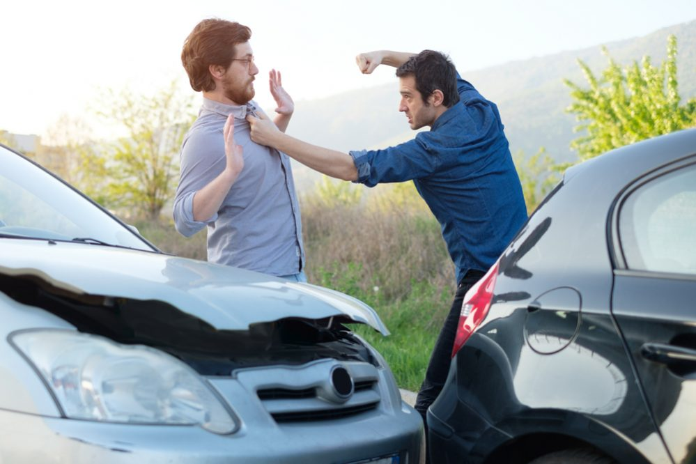 Aggressive Driving 5