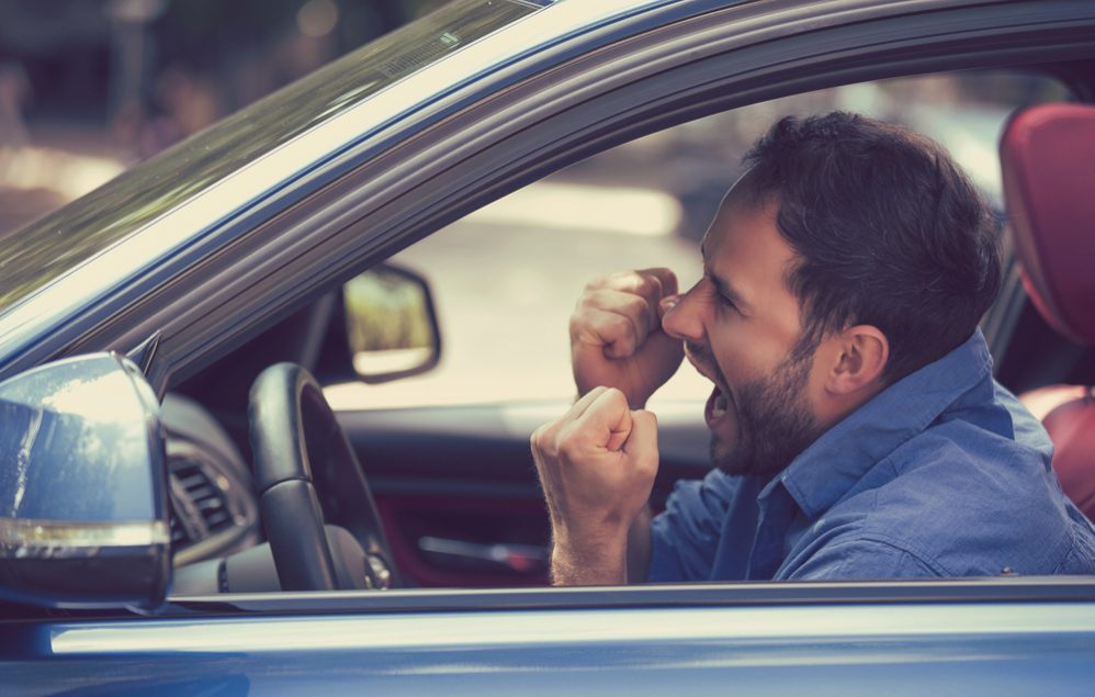 Aggressive Driving 6
