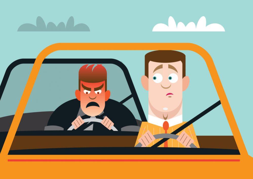 Aggressive Driving 9