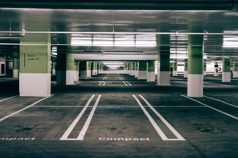 Canva - Parking Lot Interior