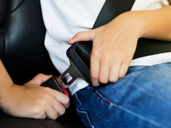 How to Proper Use of Seat Belt During Pregnancy?