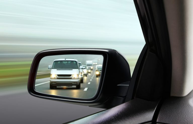 Car Mirrors Correctly