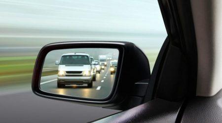 Car Mirrors Correctly