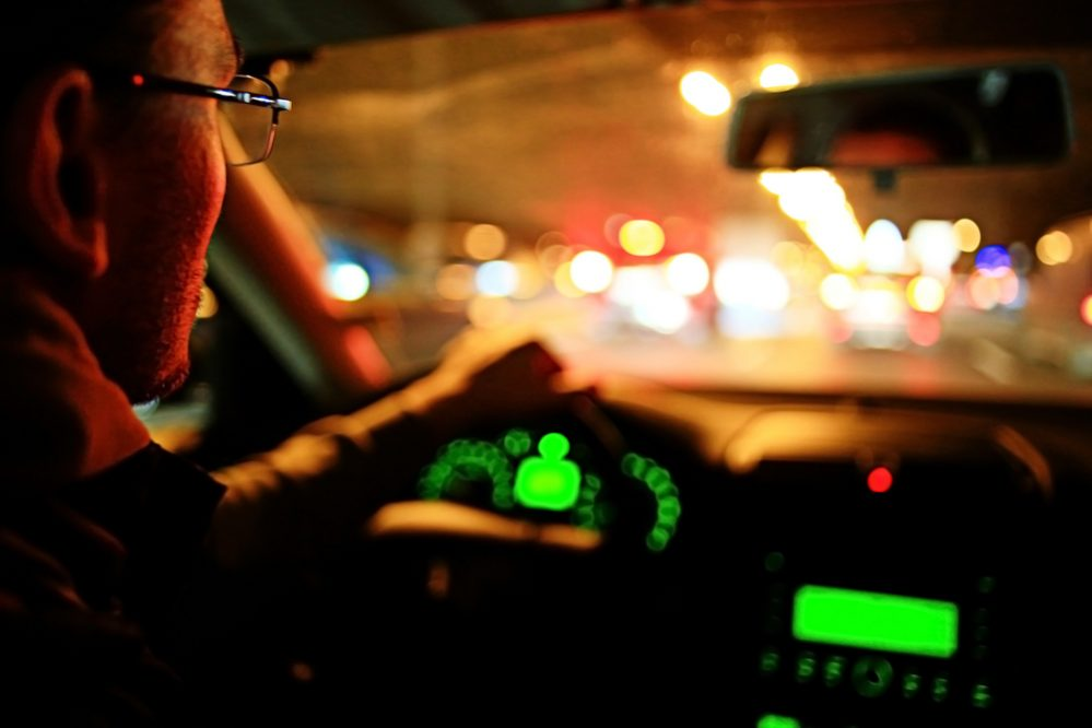 Driving Safety At Night