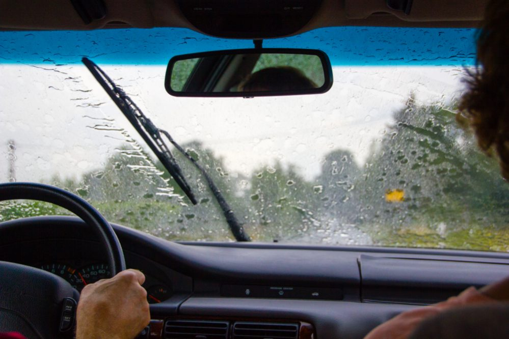 Driving Safety In the Rain