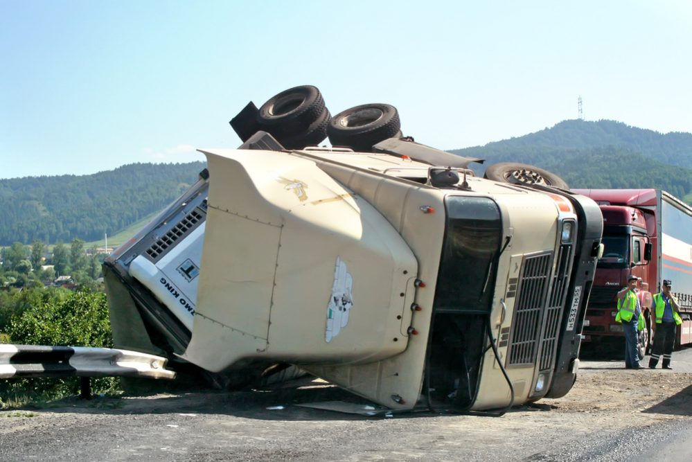 Large Truck Crashes