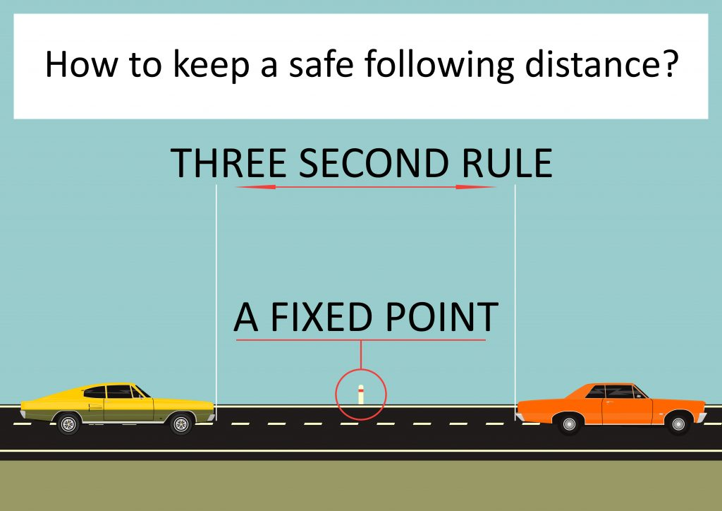 Safe Following Distance