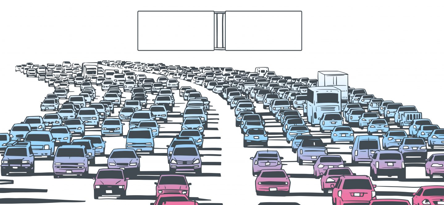 What Cause Traffic Jams? The Physics Behind You Need to Know - Smart