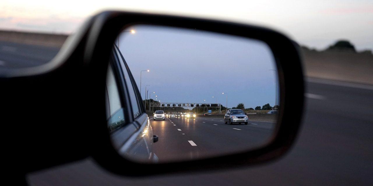 adjust Car Mirror