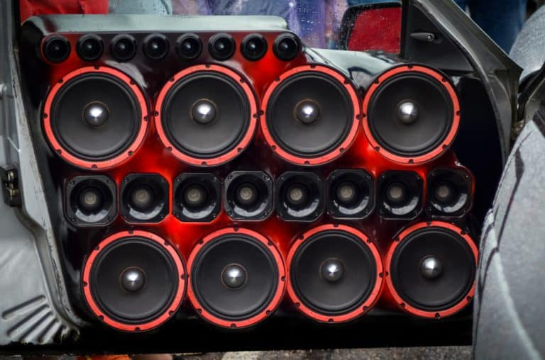 Best Powered Subwoofer for Car