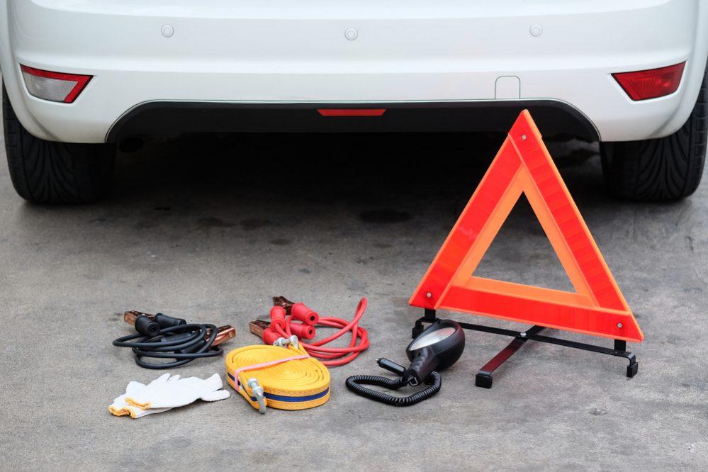 car spare kit