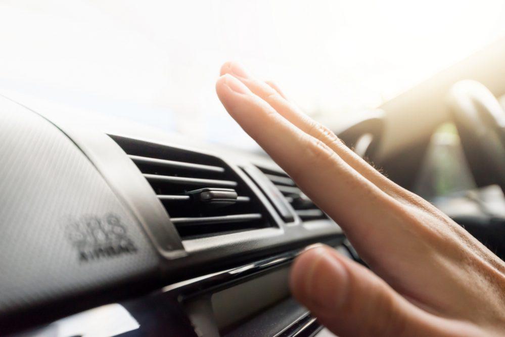 check car interior