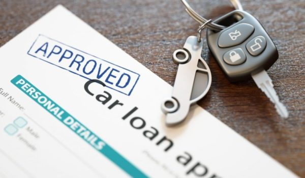 Car Loan with Damaged Credit