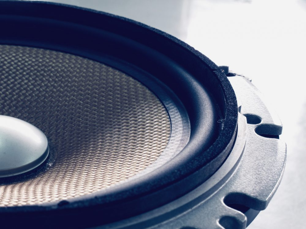 Car Speaker Size