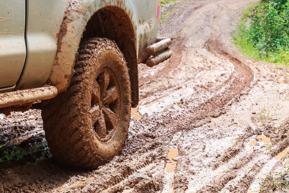 Mud Tires For Towing