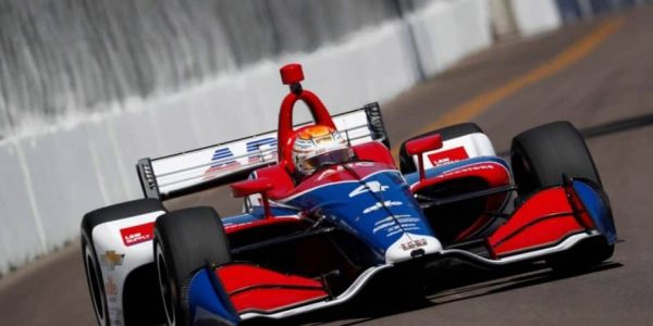 What does a Black Flag Mean in IndyCar Racing?