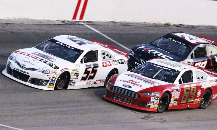 What is ARCA Racing