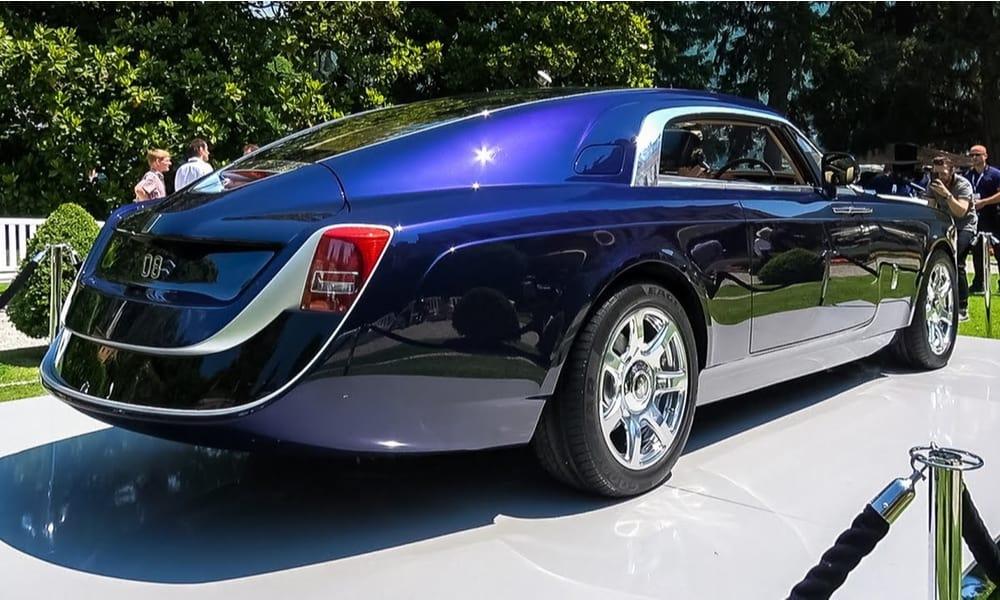 $13 Million - Rolls-Royce Sweptail 1