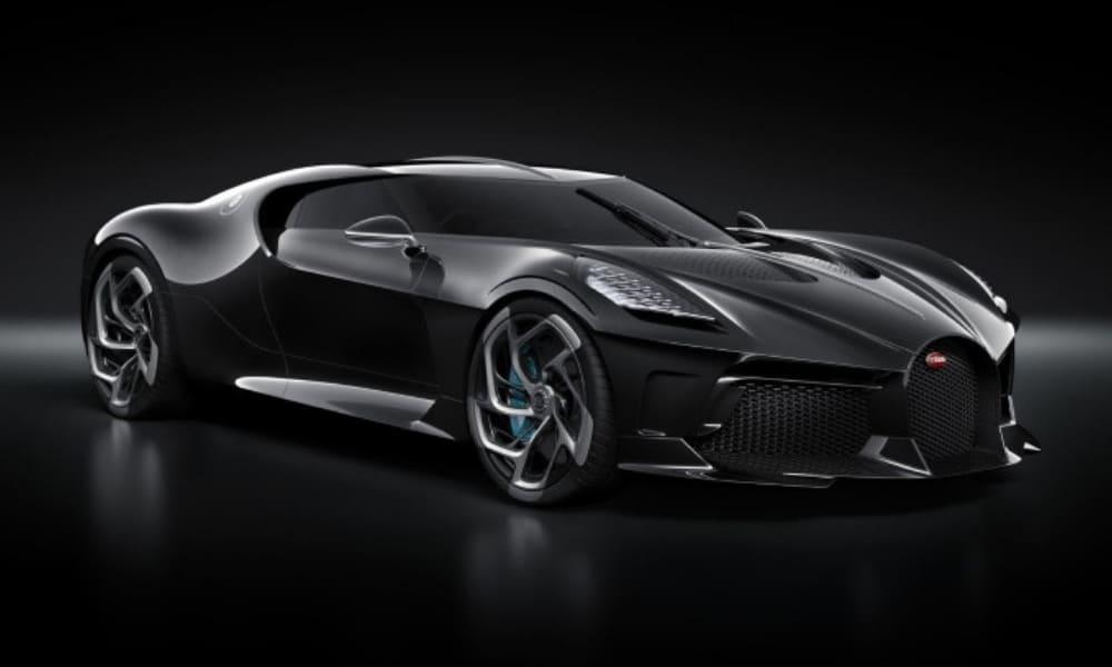 $19 Million - Bugatti La Voiture Noire