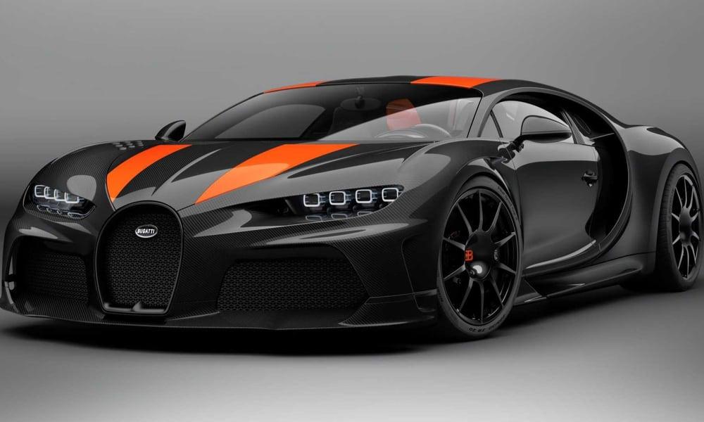 $3.9M - Bugatti Chiron Super Sport 300+