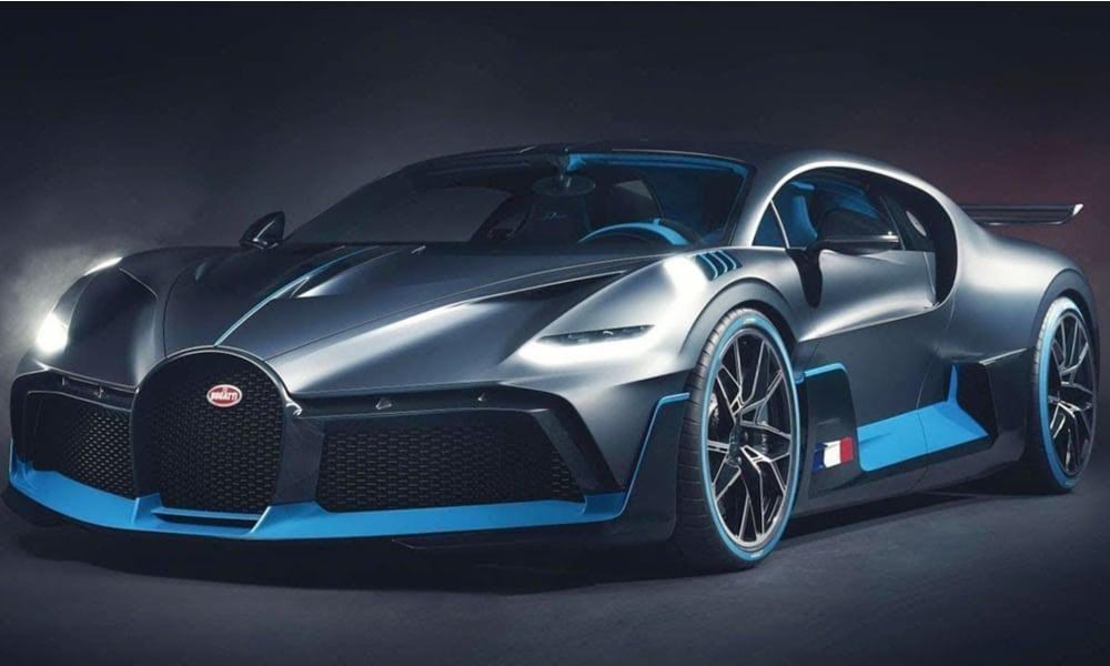 $5.8 Million - Bugatti Divo
