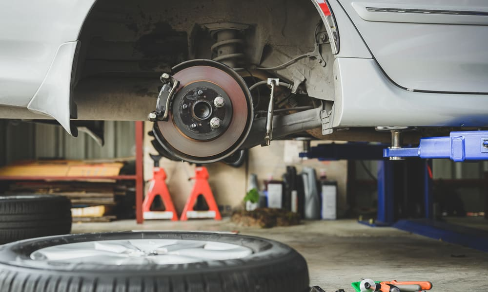 Brake rotors out of round