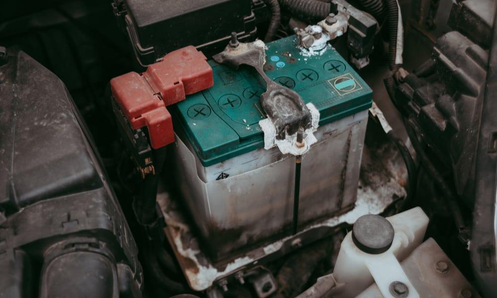 Check for Corrosion
