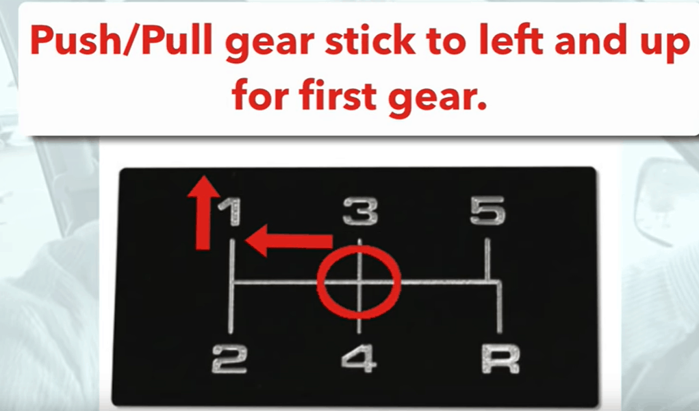Exercise the Stick Shift