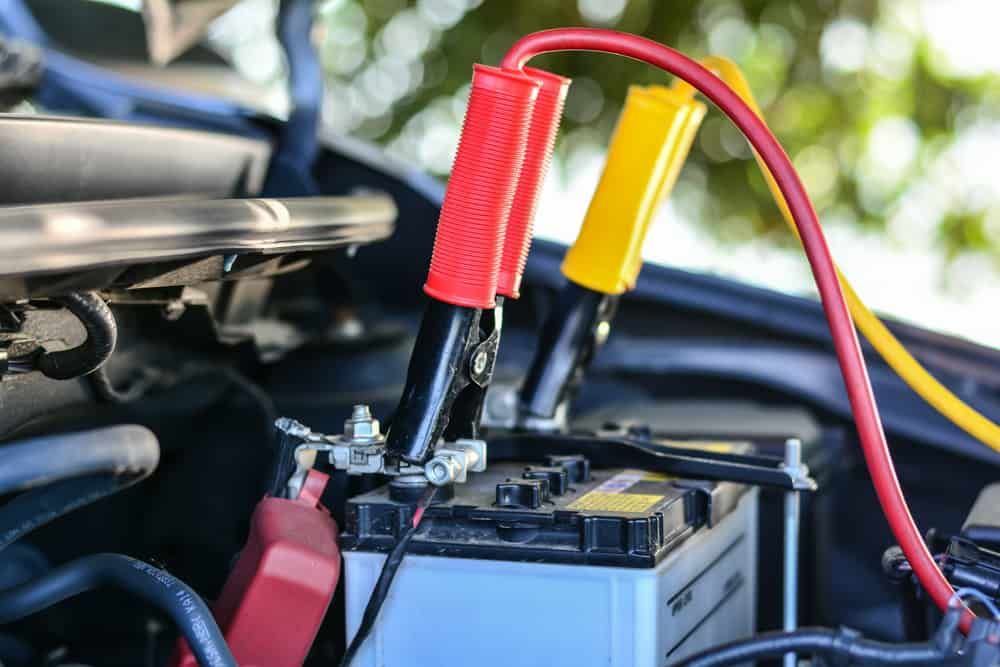 6 Easy Steps To Charge A Car Battery