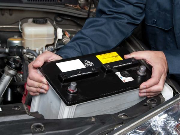 5 Easy Steps to Remove a Car Battery