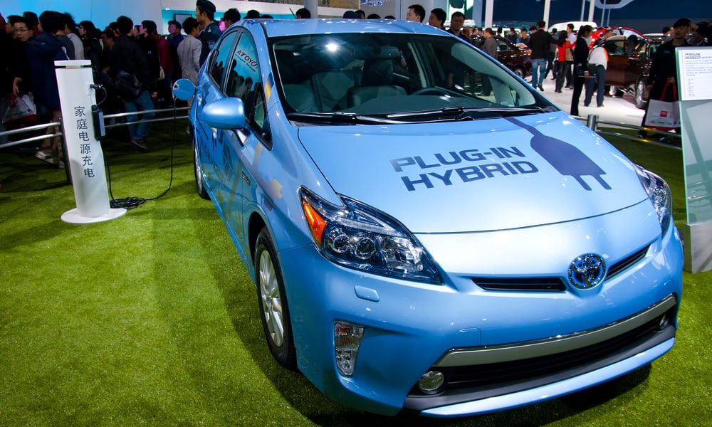 Part electric vehicles