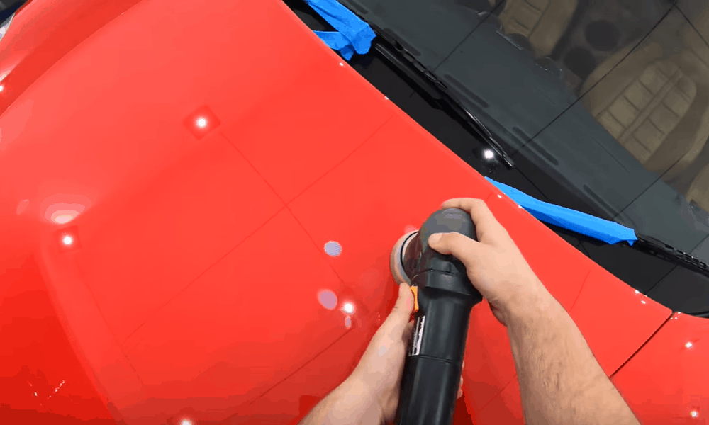 Re-Wax and Buff the Whole Vehicle