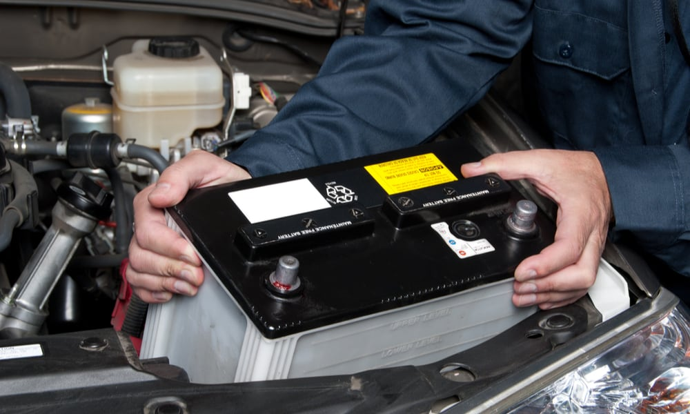 Take Out the Car Battery