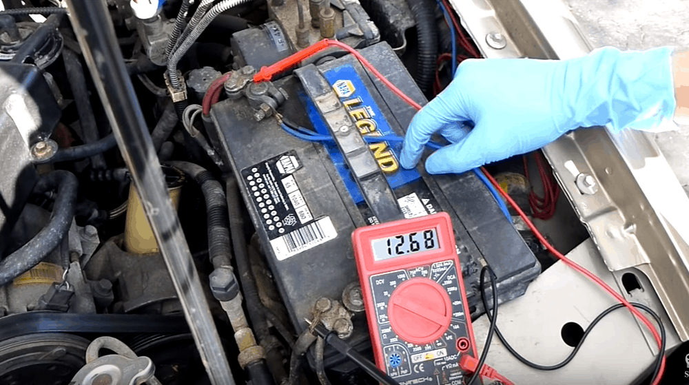 Test the Car Battery