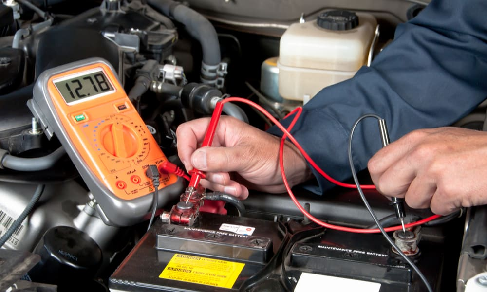 Test the Reconditioned Battery