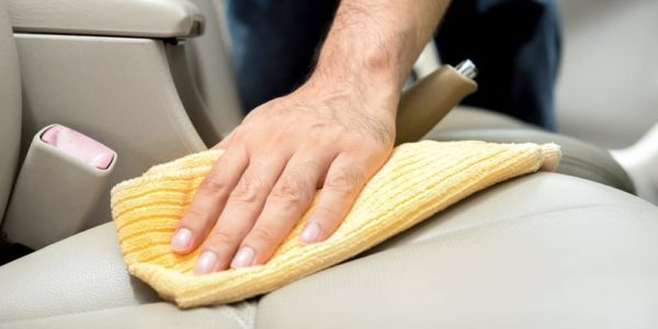 8 Easy Steps to Clean Leather Car Seats
