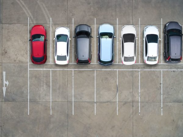 4 Easy Steps to Park a Car