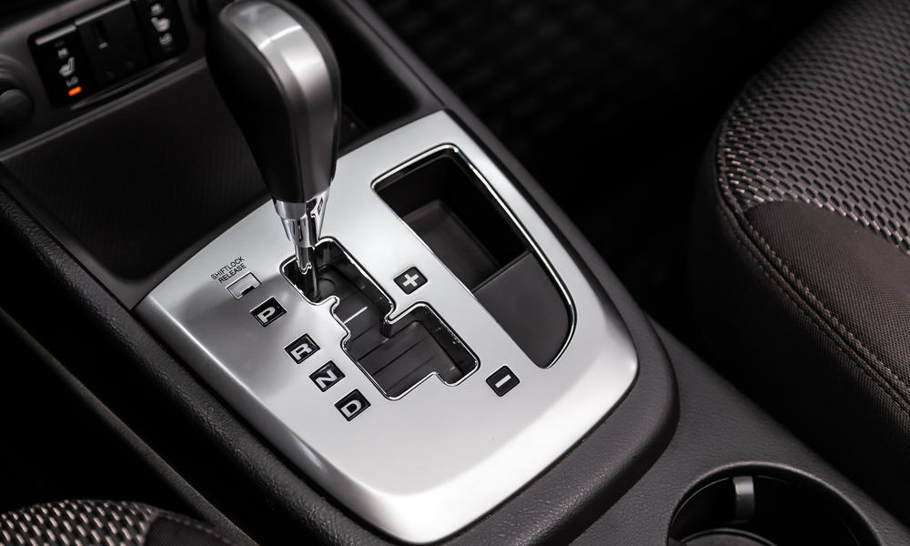 Semi-automatic transmission