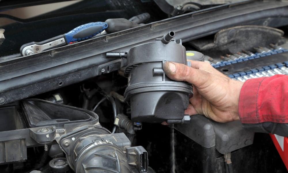 Bad fuel pump or filter