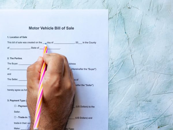 How to Write a Bill of Sale for a Car? (8 Things)