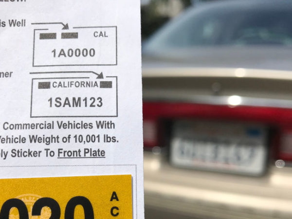 How Much Does It Cost to Register a Car?