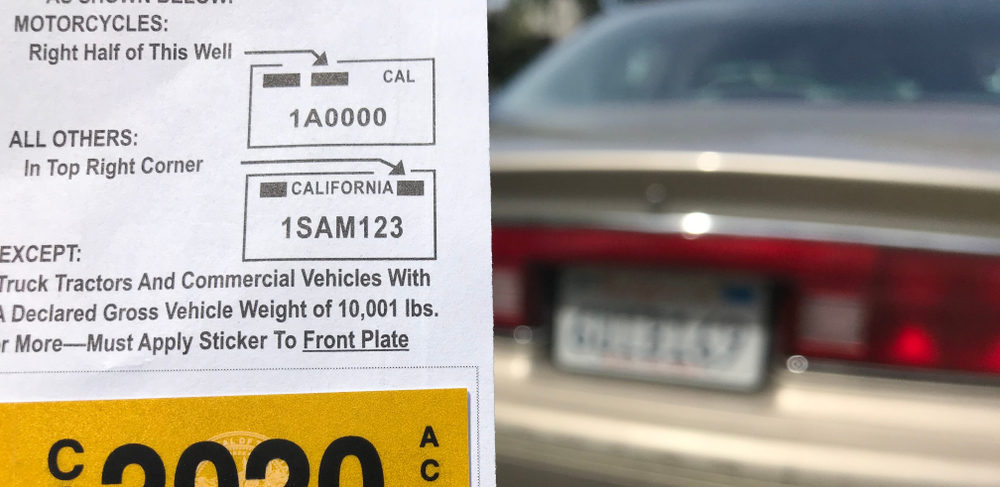 How Much Does It Cost to Register a Car