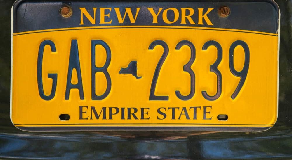 How to Register a Car in NY