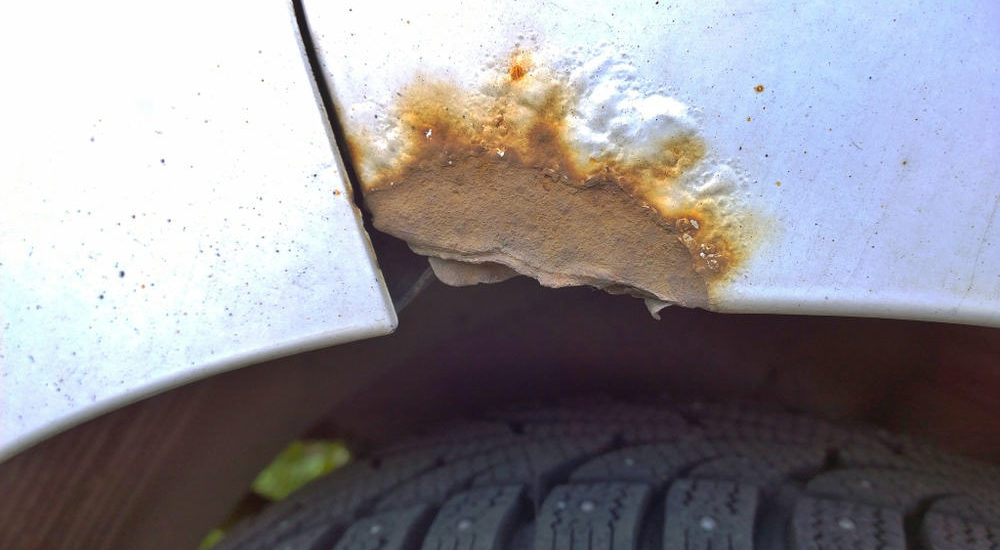 How to Remove Rust from Your Car