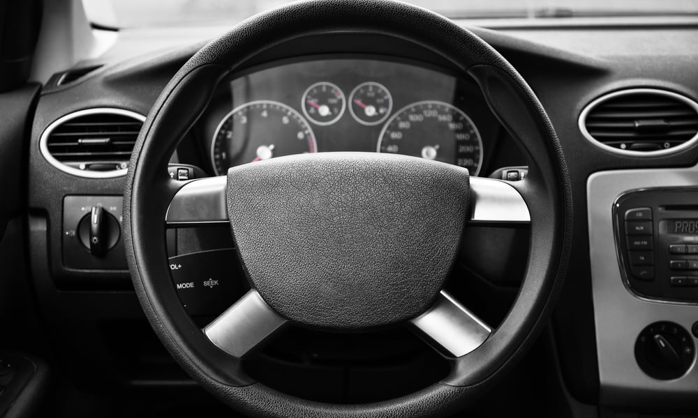 Jerkiness of the steering wheel