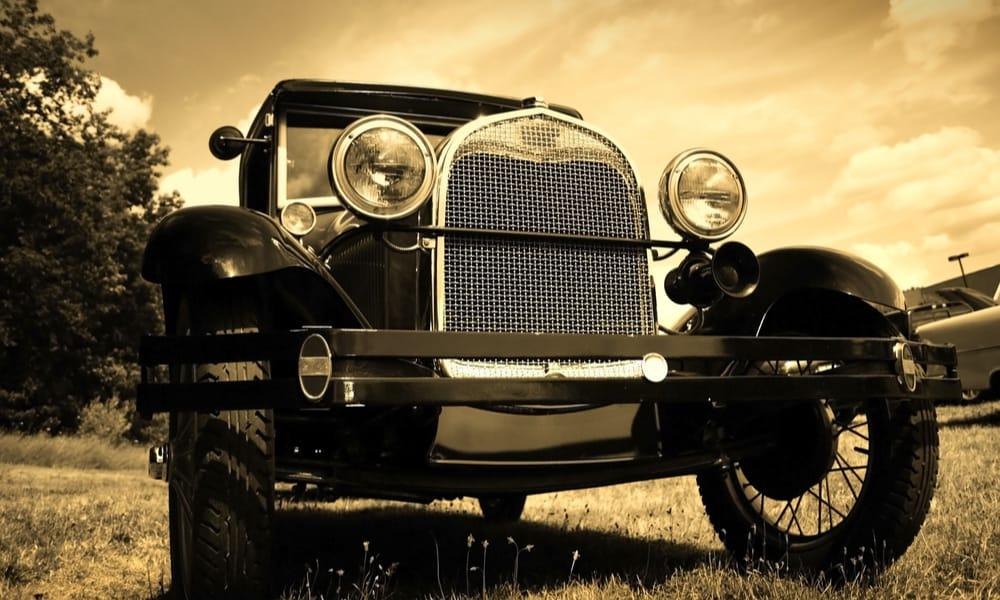 Rebuilding a classic car