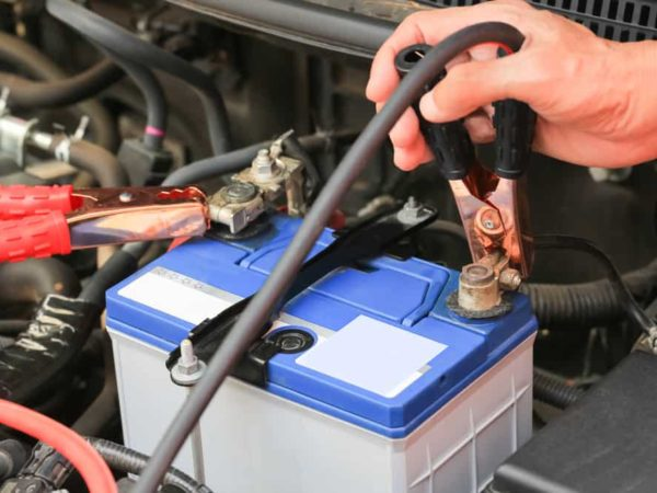 How Many Amps is a Car Battery?