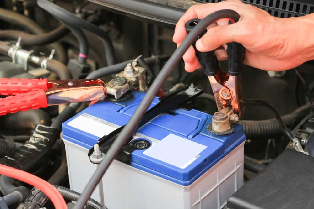 How Many Amps is a Car Battery